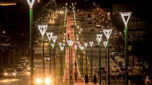Avenida Carlos Borges Maringá