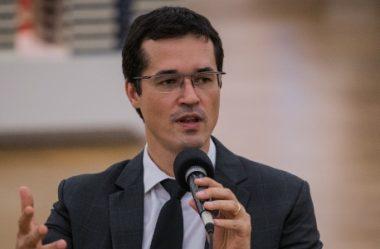 DELTAN DALLAGNOL USOU PARTIDO POLÍTICO PARA MOVER AÇÃO CONTRA MINISTRO