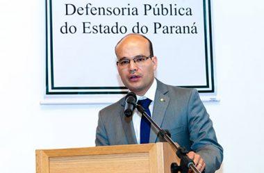 EDUARDO ABRAÃO É REELEITO DEFENSOR PÚBLICO-GERAL