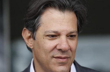 FERNANDO HADDAD CONDENADO A 4,5 ANOS DE PRISÃO POR CRIME ELEITORAL