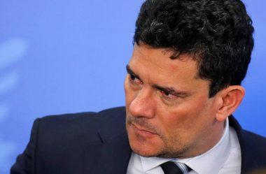 SERGIO MORO DEFENDE CONTROLE REPRESSIVO