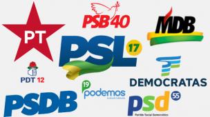 UM NOVO GOLPE CONTRA OS PARTIDOS BRASILEIROS