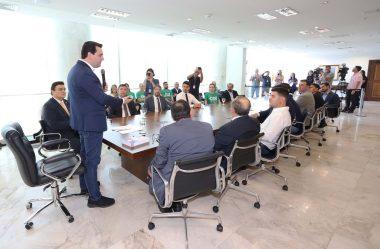 GOVERNADOR SANCIONA A LEI DO FUNDO DE COMBATE À CORRUPÇÃO