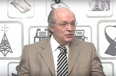 MORRE O EX-DEPUTADO E JORNALISTA AIRTON CORDEIRO