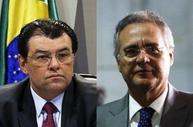 FACHIN INTIMA RENAN E EDUARDO BRAGA A DEPOR EM INVESTIGAÇÃO DA LAVA JATO