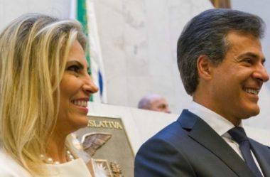TCE APROVA CONTAS DE BETO RICHA E CIDA BORGHETTI