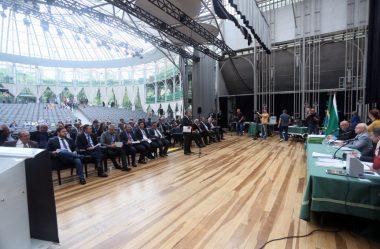 ASSEMBLEIA APROVA PEC DA REFORMA DA PREVIDÊNCIA ESTADUAL