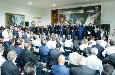 GOVERNO DESTINA R$ 65 MILHÕES PARA O MEIO AMBIENTE NAS CIDADES