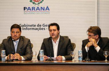 RATINHO JR ANUNCIA PACOTE DE OBRAS EM RODOVIAS