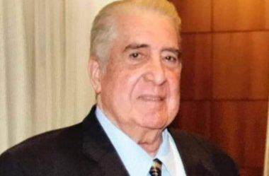 MORRE EX-PREFEITO DE GUARATUBA ANTÔNIO FRANCO