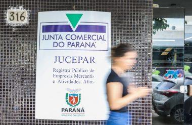 PARANÁ REGISTRA SALDO DE 111 MIL NOVAS EMPRESAS EM 2019