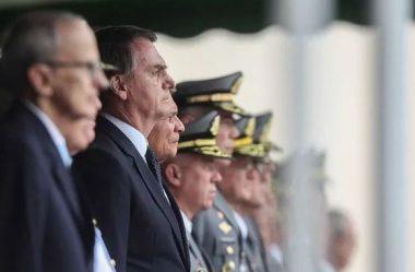 AS FORÇAS ARMADAS SE RENDERAM AO FISIOLOGISMO