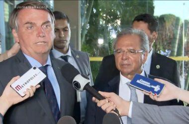 GOVERNO FEDERAL SOBE SALÁRIO MÍNIMO DE R$ 1.039 PARA R$ 1.045