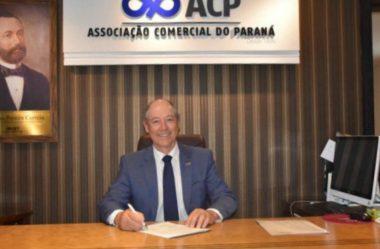 CAMILO TURMINA INICIA MANDATO COMO PRESIDENTE DA ACP