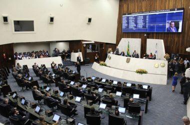 ASSEMBLEIA LEGISLATIVA RETOMA SESSÕES PLENÁRIAS NA SEGUNDA-FEIRA (03/02)