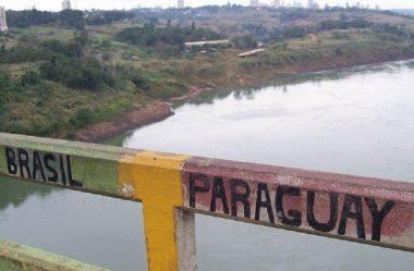 ACORDO ENTRE BRASIL E PARAGUAI REGULAMENTA TRABALHO NA FRONTEIRA