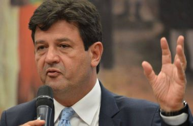 MANDETTA PEDE R$ 5 BI AO CONGRESSO PARA COMBATER CORONAVÍRUS