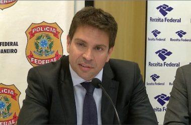 MINISTRO DO SUPREMO SUSPENDE NOMEAÇÃO DE RAMAGEM NA PF