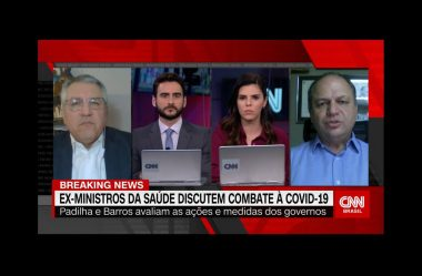 BARROS QUER INDÚSTRIA PRODUZINDO EQUIPAMENTOS CONTRA O CORONAVÍRUS
