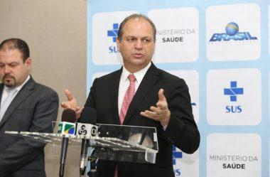 EX-MINISTRO DA SAÚDE, DEPUTADO RICARDO BARROS TESTA POSITIVO PARA COVID-19