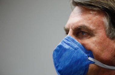 BOLSONARO TEM REPROVAÇÃO DE 50% NA GESTÃO DA CRISE DO CORONAVÍRUS