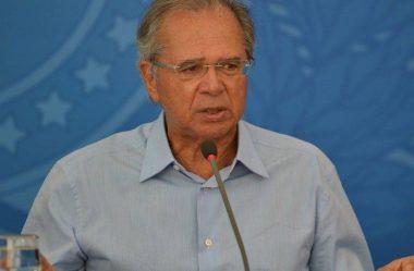 GUEDES: SE HOUVER 2ª ONDA DE COVID, PRORROGAÇÃO DO AUXÍLIO EMERGENCIAL SERÁ 'UMA CERTEZA'