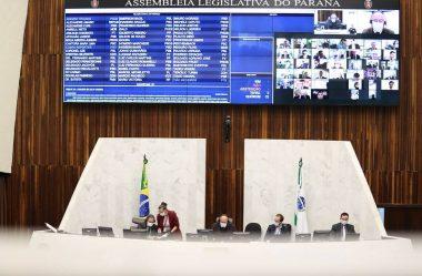 ASSEMBLEIA LEGISLATIVA DÁ AVAL PARA MAIS 15 USINAS HIDRELÉTRICAS NO PARANÁ