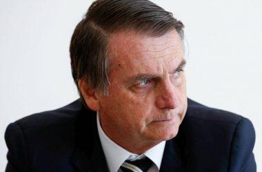 BOLSONARO DIZ QUE NÃO PODE AMPLIAR SOCORRO A ESTADOS E INSISTE NA REABERTURA