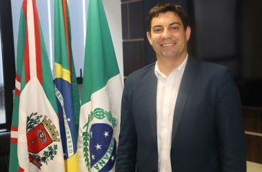 EDERSON COLAÇO É NOMEADO SECRETÁRIO DA JUSTIÇA, FAMÍLIA E TRABALHO
