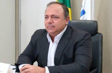PAZUELLO É NOMEADO OFICIALMENTE COMO MINISTRO DA SAÚDE INTERINO