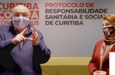 GRECA DESCARTA LOCKDOWN E FALA EM CORTAR 'TRANSMISSÃO FAMILIAR' DO CORONAVÍRUS