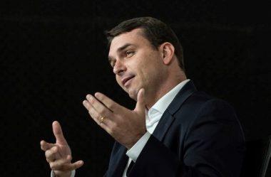 FLÁVIO BOLSONARO DEPÕE NESTA SEGUNDA SOBRE VAZAMENTO DO CASO DAS RACHADINHAS