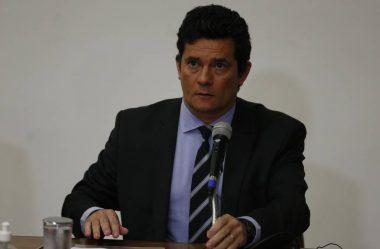 MORO NEGA INTERFERÊNCIA NA INVESTIGAÇÃO DA PF SOBRE HACKERS