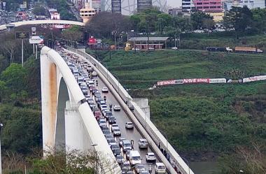 FRONTEIRA BRASIL-PARAGUAI SERÁ ABERTA ATÉ O DIA 15