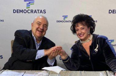 MARGARITA SANSONE, PRIMEIRA-DAMA DE CURITIBA, GANHA ALTA APÓS INTERNAÇÃO POR COVID-19