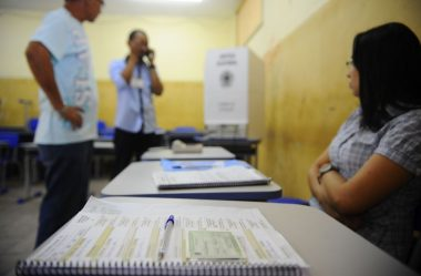 DIA DE VOTAÇÃO TEM HORÁRIO AMPLIADO E MEDIDAS CONTRA A COVID