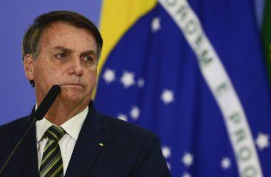 JUSTIÇA DO RIO DE JANEIRO MANDA TWITTER APAGAR POST DE BOLSONARO