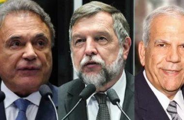 SENADORES DO PARANÁ PROTESTAM E NÃO PARTICIPAM DA SABATINA DE KASSIO MARQUES
