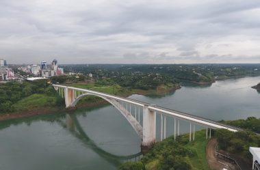 PARAGUAI DIVULGA REGRAS PARA A REABERTURA GRADUAL DA PONTE DA AMIZADE
