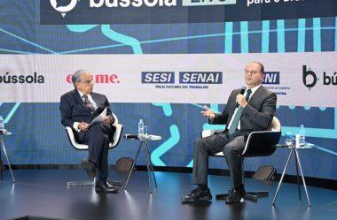 BARROS DIZ QUE REFORMAS SÃO ESSENCIAIS PARA RETOMADA DO DESENVOLVIMENTO ECONÔMICO