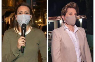 MABEL CANTO E PROFESSORA ELIZABETH VÃO DISPUTAR O 2º TURNO EM PONTA GROSSA