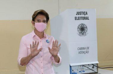 PROFESSORA ELIZABETH É A PRIMEIRA MULHER ELEITA PREFEITA DE PONTA GROSSA