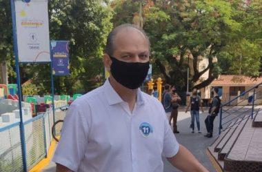 BARROS: 'NOSSO PARTIDO CRESCE MUITO; NO PARANÁ, TEMOS BOAS POSIÇÕES'