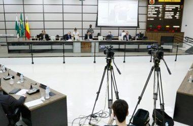 TRANSMISSÃO ONLINE DA POSSE SE TORNA ALTERNATIVA PARA ELEITOS EM MARINGÁ E REGIÃO
