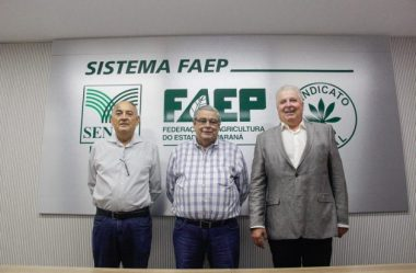 DIRETORIA DA FAEP É REELEITA COM FOCO NO FORTALECIMENTO DOS SINDICATOS RURAIS
