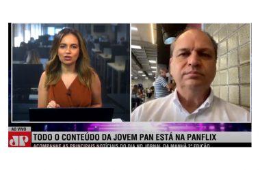 """""""ASSIM QUE COMEÇARMOS A VACINAR, VAMOS SUPERAR RAPIDAMENTE OUTROS PAÍSES"""", DIZ BARROS"""