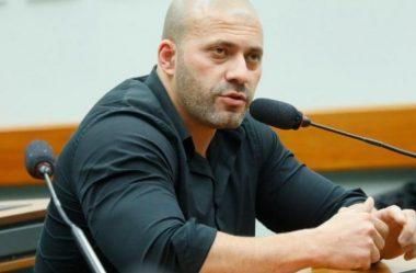 PGR PEDE VOLTA DE DANIEL SILVEIRA À PRISÃO APÓS DEPUTADO VIOLAR MONITORAMENTO ELETRÔNICO