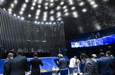 SENADO APROVA MOÇÃO DE APELO À COMUNIDADE INTERNACIONAL POR VACINA CONTRA COVID-19