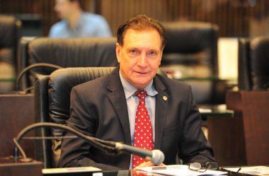 ADEMIR BIER ASSUME MANDATO NA ASSEMBLEIA SUBSTITUINDO DELEGADO RECALCATTI