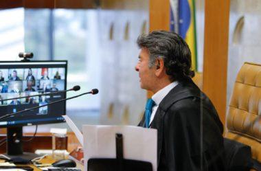 STF DECIDE MANTER JULGAMENTO SOBRE ANULAÇÃO DAS CONDENAÇÕES DE LULA NO PLENÁRIO